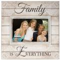Malden Family Sunwashed Wood Words Frame - 4x6