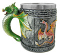 Gothic Dragon Tankard Coffee Mug Cup Medieval by Private Label
