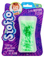 Green Avalanche Sloflo Slow Motion Magic Flowing Sand