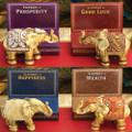 Decorative Mini Lucky Elephants