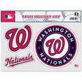 Rico MLB Team Magnet Set - Washington Nationals