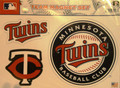 Rico MLB Team Magnet Set - Minnesota Twins
