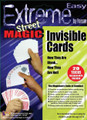 Forum Novelties Extreme Street Magic - Invisible Cards Magic Deck