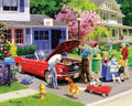 White Mountain Puzzles Ready for a Drive - 1000Piece Jigsaw Puzzle