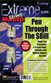 Forum Novelties Extreme Street Magic - Pen Through The Dollar Bill Trick