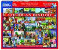 White Mountain American History - 1000 Piece Jigsaw Puzzle