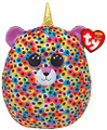 Ty 39188 Leopard Plush Toy, Multicoloured