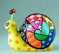 Romero Britto Giftcraft Mini Snail