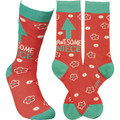 Primitives by Kathy Awesome Niece Socks