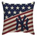 MLB New York Yankees Americana Decorative Throw Pillow