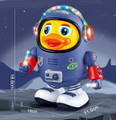 Gadgets Space Duck Toy Dancing Duck Plaything Electric Music Duck Musical Dancing