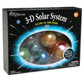 Glow-In-The-Dark 3-D Solar System Kit by Great Explorations