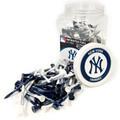 New York Yankees Imprinted Golf Tees
