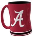 University of Alabama 14 Ounce Sculpted Relief Mug