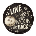 Spoontiques Moon & Back Stepping Stone