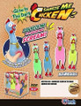 Squeeze Me Chicken - Various Colors