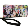 Marilyn Monroe Wallet With Collage