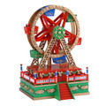 "Mr. Christmas 5"" Ferris Wheel Mini Carnival Music Box"
