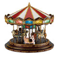 Mr. Christmas 19790 Marquee Deluxe Carousel