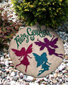 Spoontiques 13234 Fairy Garden Stepping Stone, Multicolored