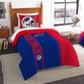 "Buffalo Bills NFL Soft & Cozy Twin Comforter Set 64"" x 86"""