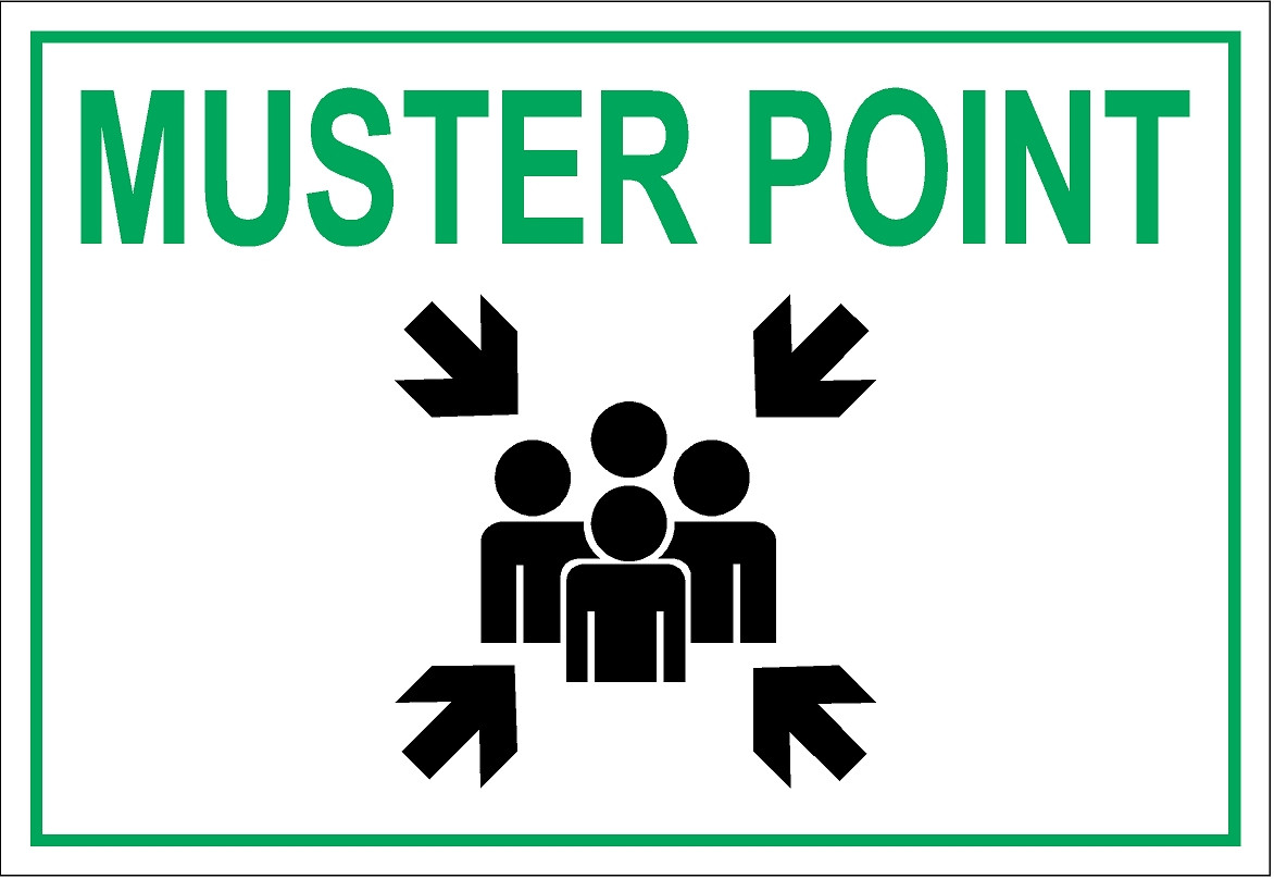 Muster Point Assembly Safetykore Com