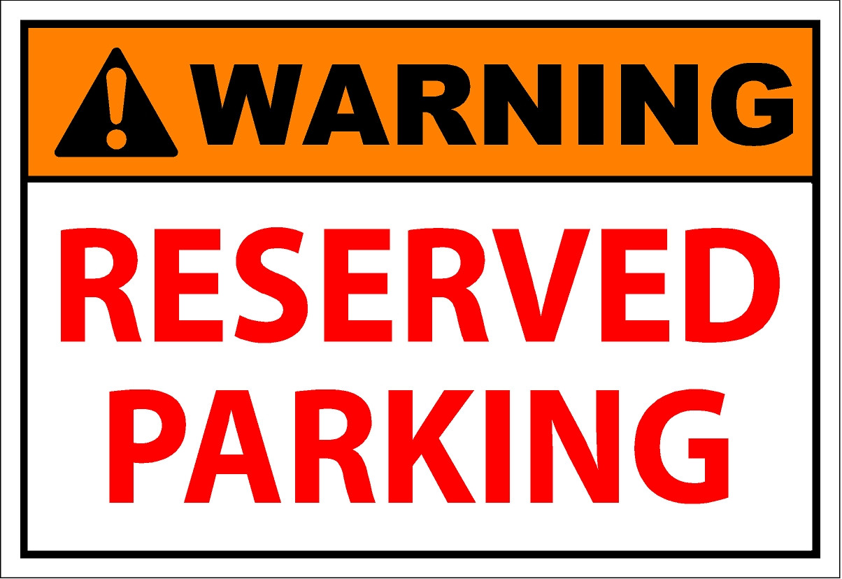 Reserved parking sign template related keywords reserved for Reserved parking signs template