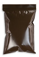 8'' x 14'' Reclosable Ziplock Bag, Amber  SKU: 150-010-1075