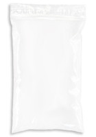 3'' x 3'' 2 mil Reclosable Ziplock Bag with Hang Hole SKU: 150-070-1045