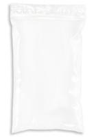 6'' x 10'' 2 mil Reclosable Ziplock Bag with Hang Hole SKU: 150-070-1195
