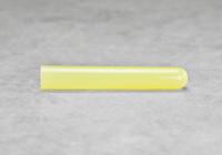 12x75mm PP Test Tube, 5ml Round Bottom Yellow  SKU: 224-020-1240