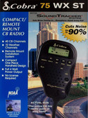 Cobra 75WXST Mobile/Handheld CB Radio