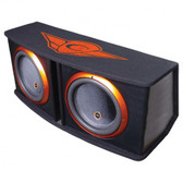 "CADENCE DUAL 12"" WOOFER BOX PASSIVE"