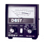 Dosy PM2001 In-Line 2,000 Watt SWR/Mod/Watt Meter