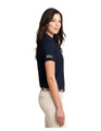 School Meal Program - STAFF POLO Shirt LADIES - Navy