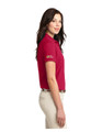 School Meal Program - MGR POLO Shirt LADIES - Red