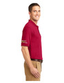 School Meal Program - MGR POLO Shirt MENS - Red