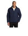 3-Season Challenger II Jacket - UNISEX with X Exchange Logo - Navy