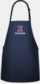 XEX - BIB Apron with X Exchange Logo
