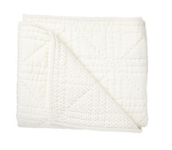 Pehr Qulited Cotton Blanket