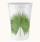 Palm Pearlized Cup