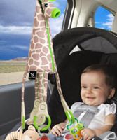 BenBat - G Collection Big Mama Giraffe for Car Seat
