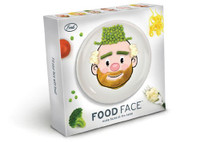Fred - Food Face Kids Plate