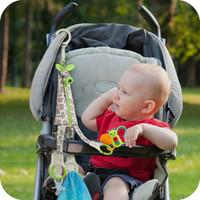 BenBat - G Collection Baby Giraffe for Stroller