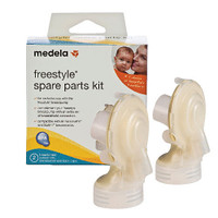 Medela Freestyle/Swing Maxi Spare Parts Kit ( Retail box packaging)- Made in USA