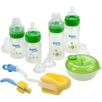 Born Free - BPA Free Decorated Bottle Gift Set