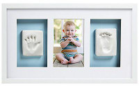 Pearhead - Babyprints Deluxe Wall Frame (With Closes Box)
