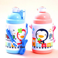 Puku - One-Touch-Open Drinking Bottle, 375ml (P14600)