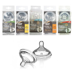 Tommee Tippee Closer to Nature Teat