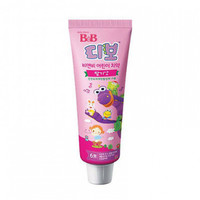 B&B - Toothpaste for Children Strawberry Flavor, 80g